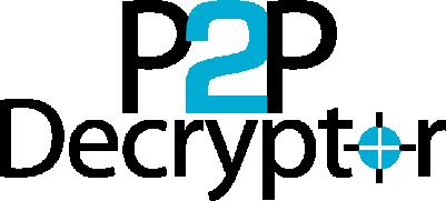 P2P Decryptor